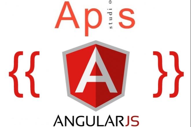 Cкрипт на Angular JS 1 - kwork.ru
