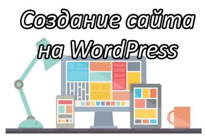 Создание сайта на WordPress 75 - kwork.ru
