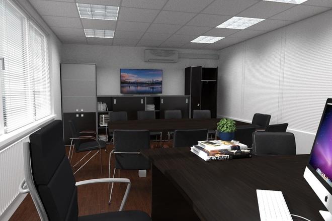 Визуализация интерьера 423 - kwork.ru