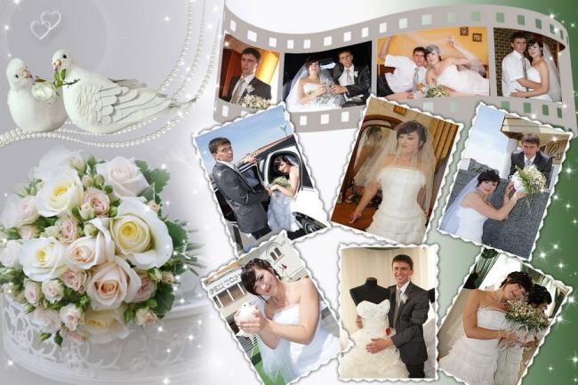живем поздравления к фотоколлажу на свадьбу поленитесь потратить время