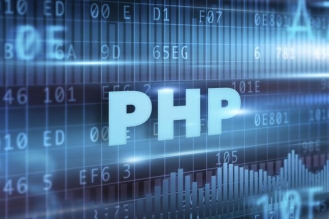 Напишу, доработаю php скрипт 1 - kwork.ru
