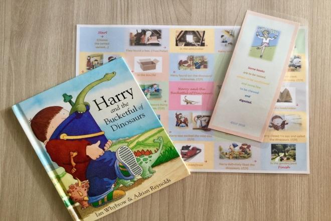 Создаём образовательные программы по английским книгам для детей 1 - kwork.ru
