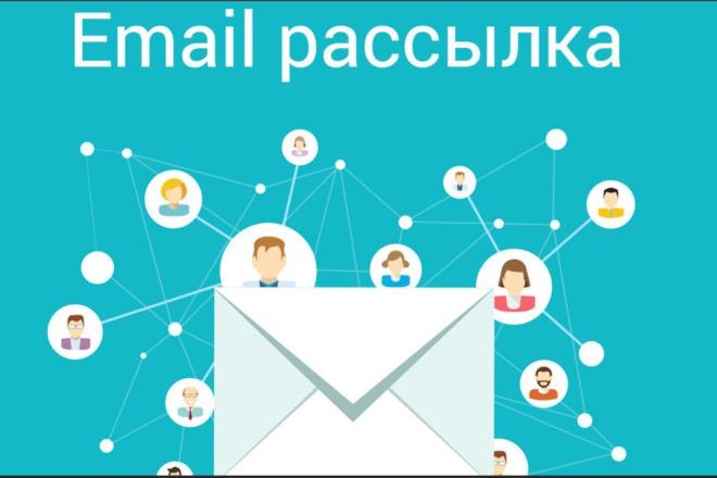 Email рассылка 1 - kwork.ru